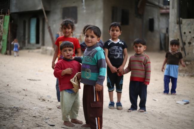 Zakat Foundation of America - Gaza: A Place of Generosity Amid Chaos
