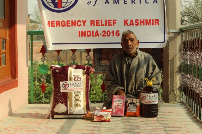 Zakat Foundation of America - A Paradise in Need