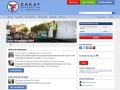 Zakat Foundation of America - Relaunch of Our Website with New Design and Simplified Functionality