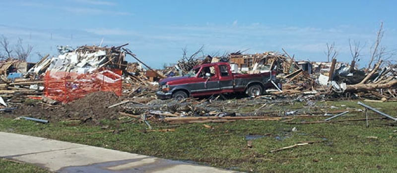 Zakat Foundation of America - USA Tornado Emergency Relief
