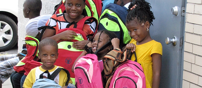 Zakat Foundation of America - Send a Child Back to School With Confidence