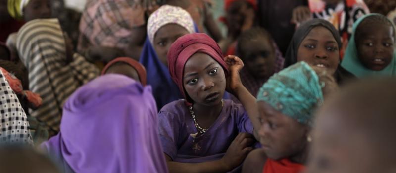 Zakat Foundation of America - Nigerian Refugee Relief