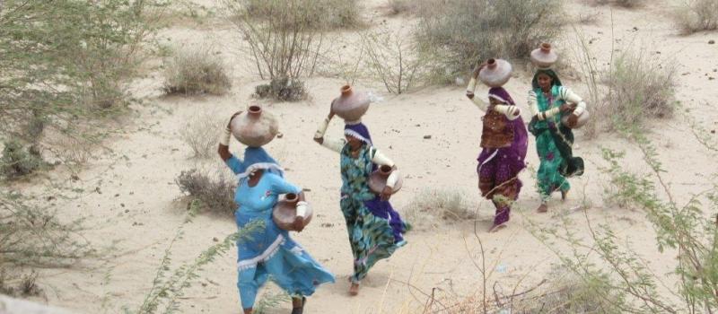Zakat Foundation of America - Thar Humanitarian Relief - Pakistan