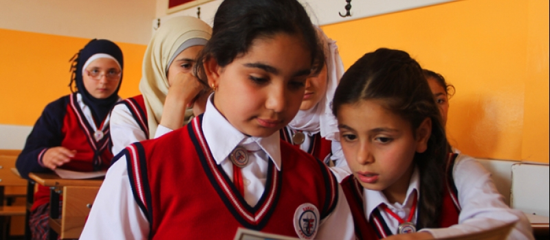 Zakat Foundation of America - Provide Relief and Education to Syrian Youth