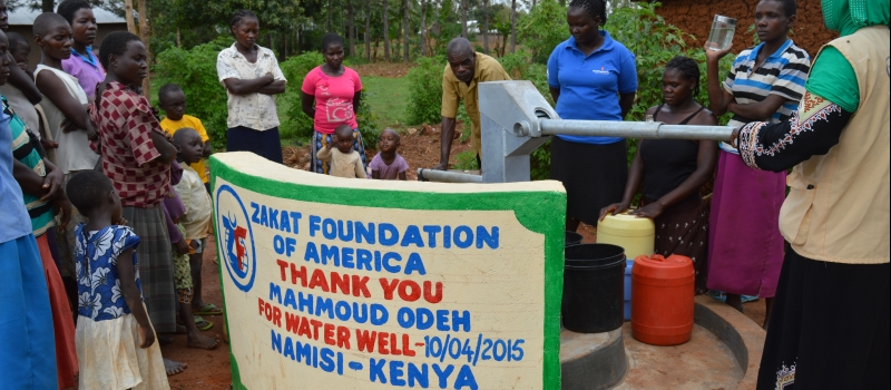 Zakat Foundation of America - Sadaqah Jariyah (Continuous Charity) Fund