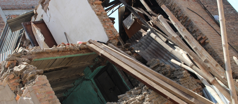 Zakat Foundation of America - Nepal Struggles in the Earthquake Aftermath