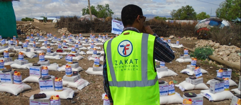 Zakat Foundation of America - Hunger Crisis in the Horn of Africa