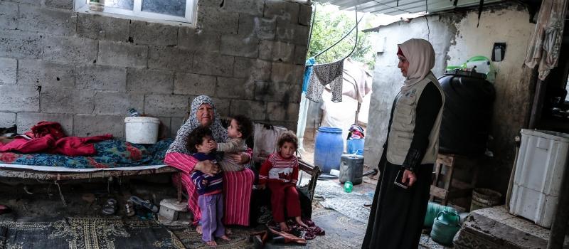 arabic.zakat.org - اعمار غزة منزلاً منزلاً