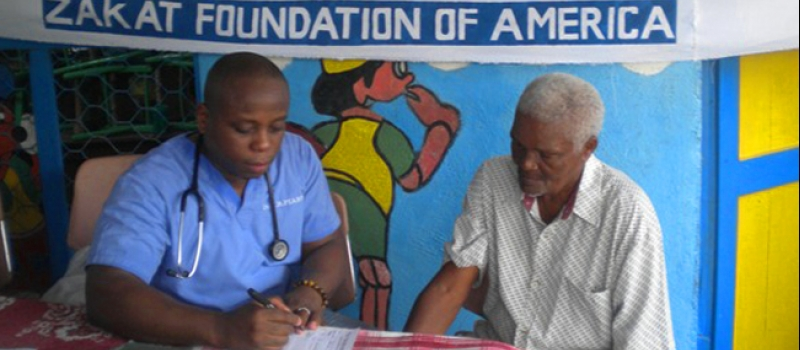 Zakat Foundation of America - Hurricane Matthew Survivors in Haiti Need Your Help