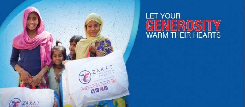 Zakat Foundation of America - Donate a Winter Kit Today