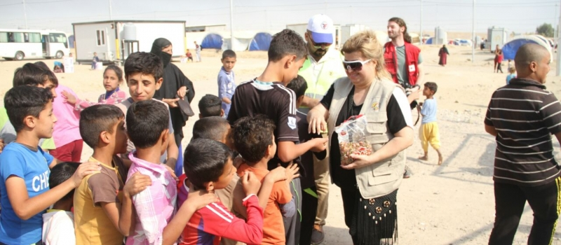 Zakat Foundation of America - Please Help Us Bring the Soothing Spirit of Care to the People of Iraq