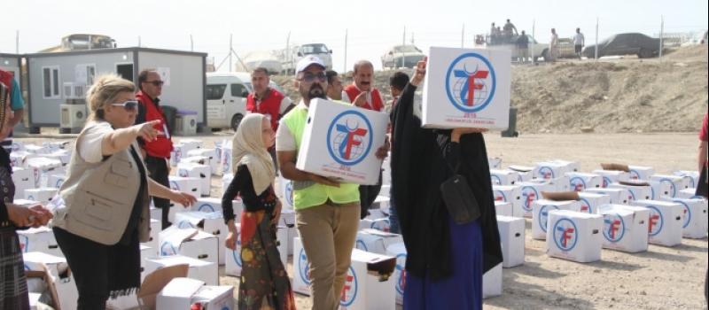 arabic.zakat.org - يرجى المساعدة في بث الطمأنينة في نفوس الشعب العراقي