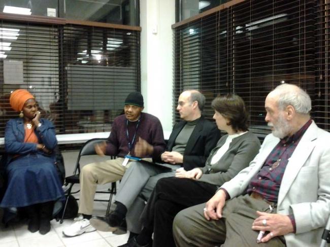 ZFCCC Violence Prevention Event - Newsroom - Zakat ...