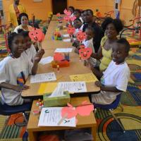 Zakat Foundation of America - Creative Camp Enriches Summer with Field Trips, Arts and Mentoring