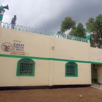 Zakat Foundation of America - Inauguration of Kenyan Mosque Brings Community Together