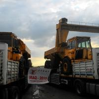 Zakat Foundation of America - Zakat Foundation of America Donates Trucks to Seyit Zahir Village in Iraq