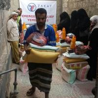 Zakat Foundation of America - Yemen Faces Humanitarian Disaster