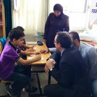 Zakat Foundation of America - U.S. Ambassador Blogs about ZF's Efforts