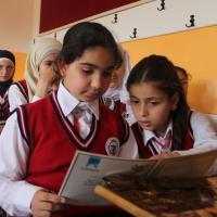 Zakat Foundation of America - Saving Syria's Lost Generation