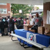Zakat Foundation of America - Serving Udhiya In South Side Chicago