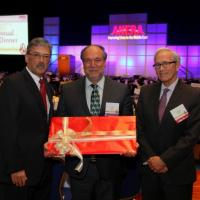 Zakat Foundation of America - ZF Recognized at ANERA Annual Dinner