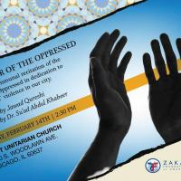 Zakat Foundation of America - Press Release: Prayer of the Oppressed Brings Southside Communities Together, Feb. 14