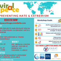 Zakat Foundation of America - ZF Joins Viral Peace to Prevent Hate and Extremism