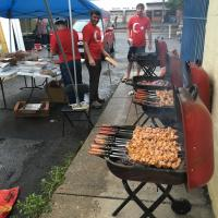Zakat Foundation of America - ZF Hosts Community BBQ in Washington D.C.