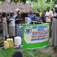 Zakat Foundation of America - ZF's Mission to Provide Clean Water Globally
