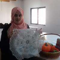 Zakat Foundation of America - VTC in Jordan Inspires and Empowers Women