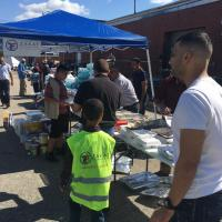 Zakat Foundation of America - ZF Offers Respite for Poor, Flood-Stricken Areas of Southeastern US