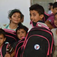 Zakat Foundation of America - ZF Brings the Joy of Learning to Jordan