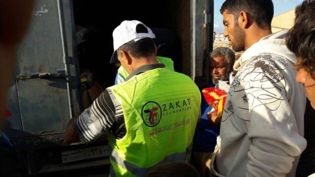 Zakat Foundation of America - Open a Pathway of Mercy into Aleppo