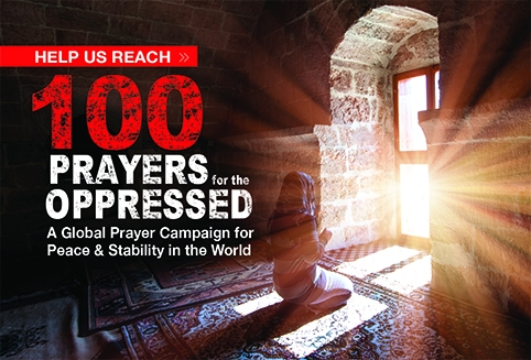 Zakat Foundation of America - Help Us Reach 100 Prayers for the Oppressed