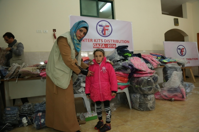Zakat Foundation of America - Keeping Families Cozy and Warm This Winter