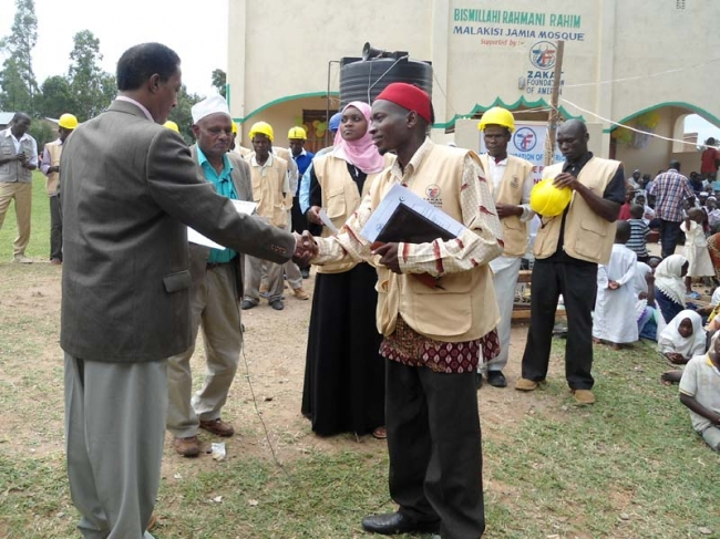 Zakat Foundation of America - Zakat Foundation of America Recognized for Charity Work in Kenya