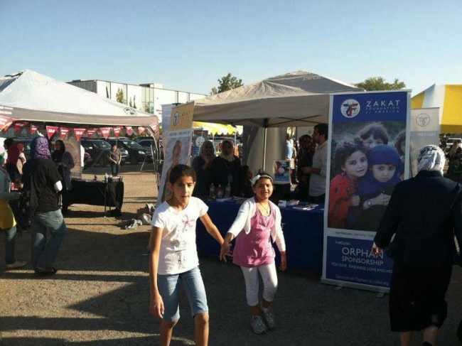 Zakat Foundation of America - ZF Sponsors Local Event for Syria