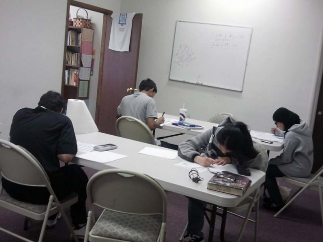 Zakat Foundation of America - Making a Difference for Students: ZF Delaware Offers SAT Classes