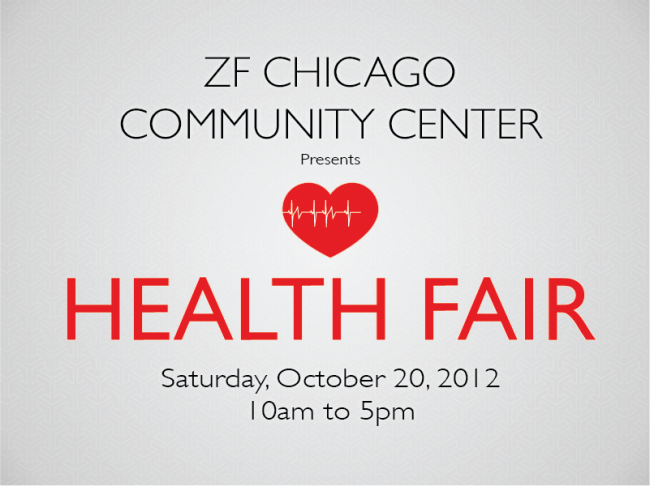 Zakat Foundation of America - Free Health Fair Sponsored by ZF Chicago Community Center