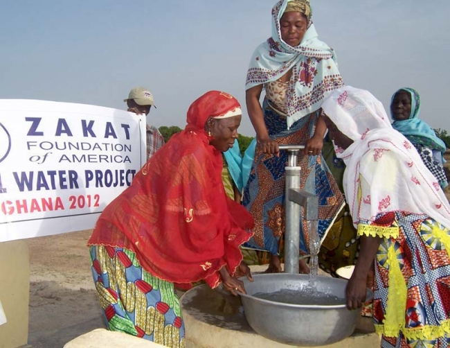 Zakat Foundation of America - 2012 One Year, 100 Wells