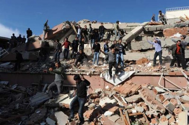 Zakat Foundation of America - 2011 Turkey Earthquake Relief