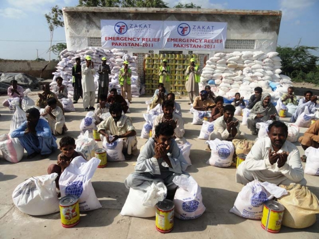 Zakat Foundation of America - 2011 Pakistan Flood Relief
