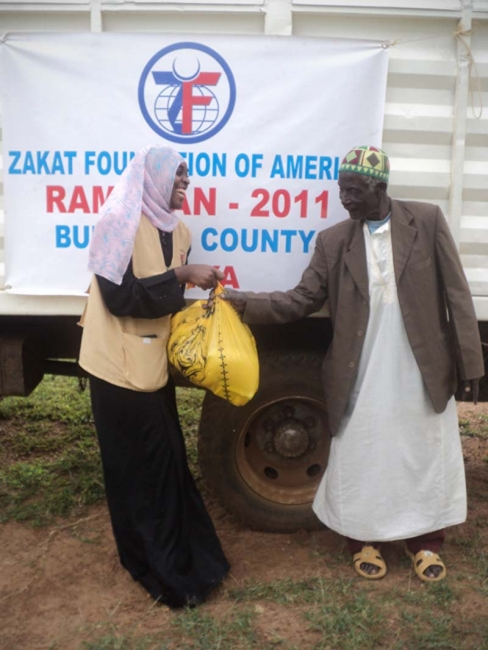 Zakat Foundation of America - 2011 Ramadan