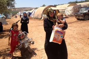 Zakat Foundation of America - 2013 July to Sept - Syria Humanitarian Relief