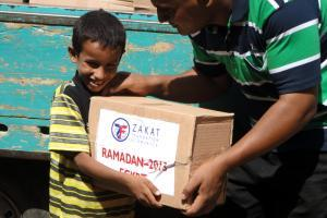 Zakat Foundation of America - 2013 Ramadan