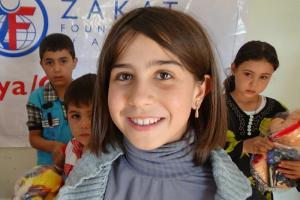 Zakat Foundation of America - 2013 Nov to Dec - Syria Humanitarian Relief