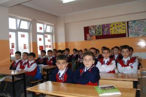 Zakat Foundation of America - 2013 ZF School in Gaziantep