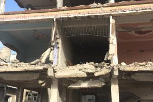 Zakat Foundation of America - Gaza in Ruins