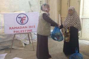 Zakat Foundation of America - Ramadan Middle East 2015 Photo Gallery