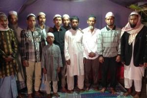 Zakat Foundation of America - Rohingya Refugees in Hyderabad, India
